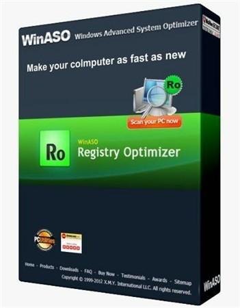 WinASO Registry Optimizer 5.0.1 (2015) РС | RePack от ivandubskoj