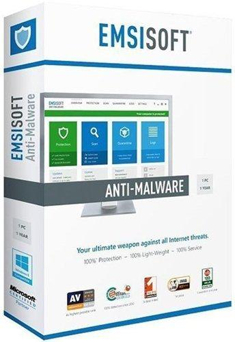 Emsisoft Anti-Malware 9.0.0.5066 Final (2015) PC