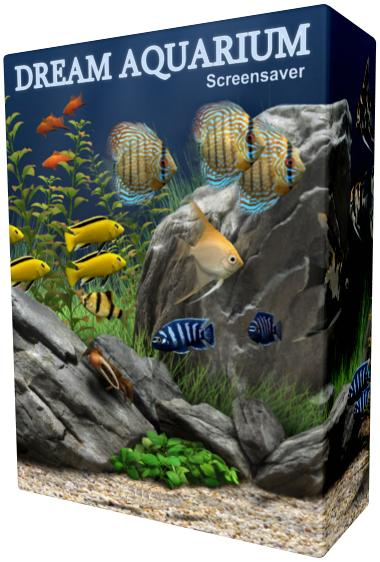 Dream Aquarium Screensaver 1.27 Final (2013/ML+RUS)