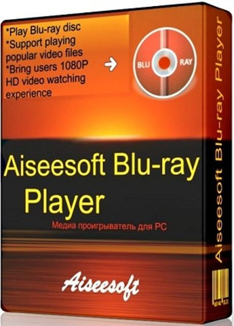 Aiseesoft Blu-ray Player 6.2.50 Final RePack + Portable
