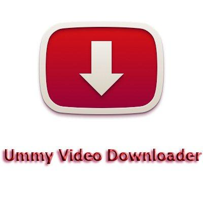 Ummy Video Downloader 1.4.0.3 (2015) PC