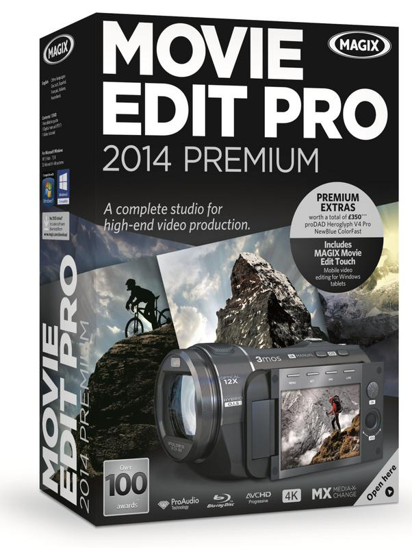 MAGIX Movie Edit Pro 2014 Premium 13.0.1.4 Final Rus