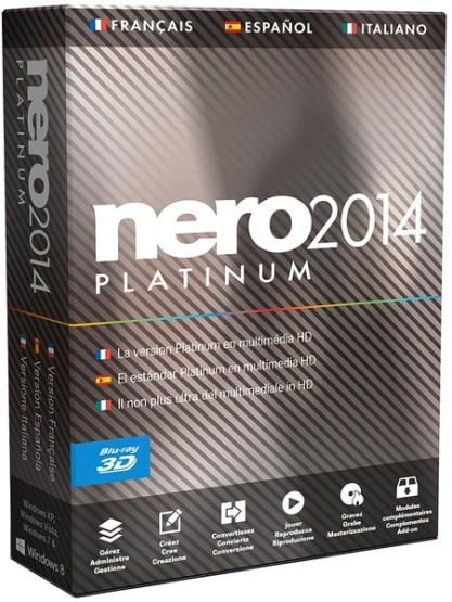Nero 2014 Platinum 15.0.09300 Final RePack by D!akov