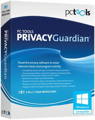 PC Tools Privacy Guardian v 5.0.1.269