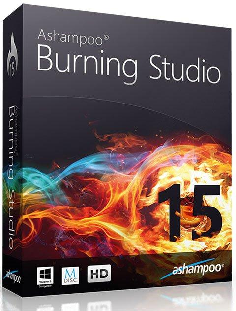 Ashampoo Burning Studio 15.0.0.36 DC 27.11.2014 RePack (& Portable) by KpoJIuK [Multi/Ru]