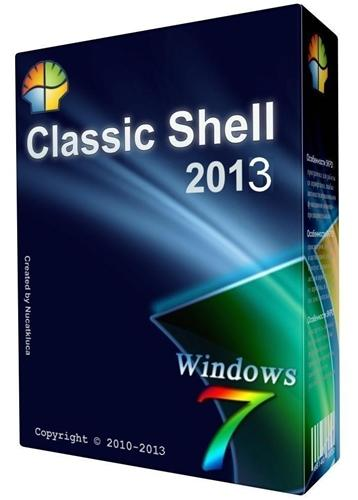 Classic Shell 4.0 Final (2013/ML/RUS)