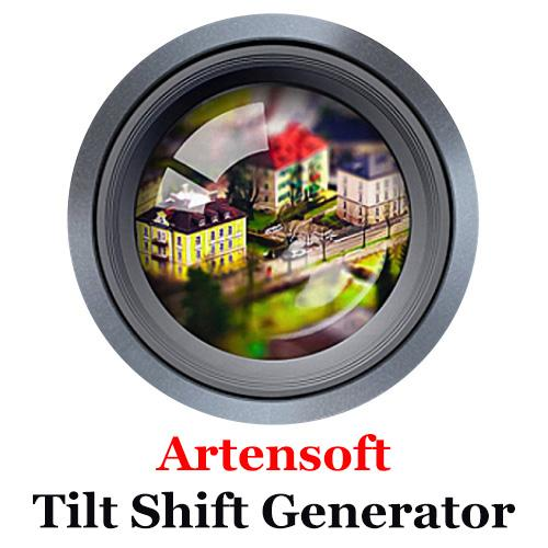 Artensoft Tilt Shift Generator 1.1.44.0 Portable