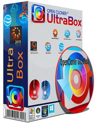 OpenCloner UltraBox 1.50 Build 210 (2015) PC | RePack by WYLEK