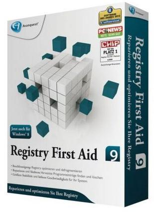 Registry First Aid Standard 9.2.0 Build 2191