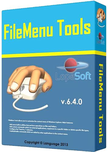 FileMenu Tools 6.6 DC 06.09.2013 + Portable