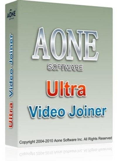 Aone Ultra Video Joiner 6.4.0311 Rus