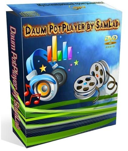 Daum PotPlayer 1.5.40361 Rus/Eng + Portable by SamLab
