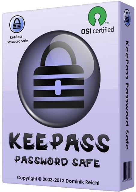 KeePass Password Safe 2.25 + Portable