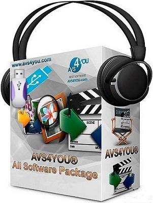 AVS All-In-One Install Package 2.8.1.120 (2015) РС | Portable by Fox