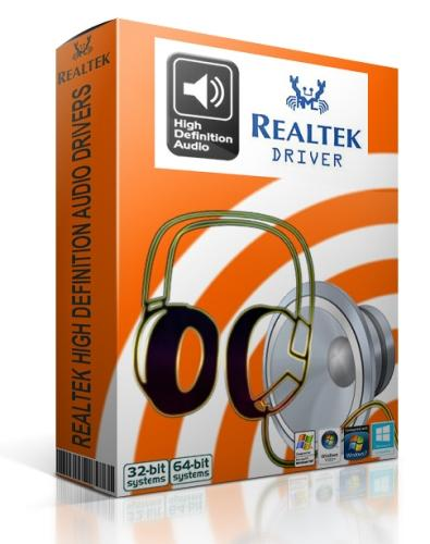 Realtek High Definition Audio Drivers 6.0.1.7770 WHQL (2016) PC