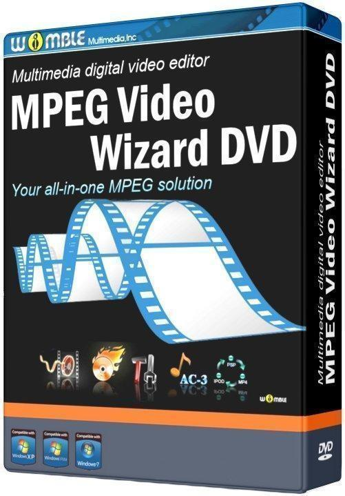 Womble MPEG Video Wizard DVD 5.0.1.108 ML/Rus Portable