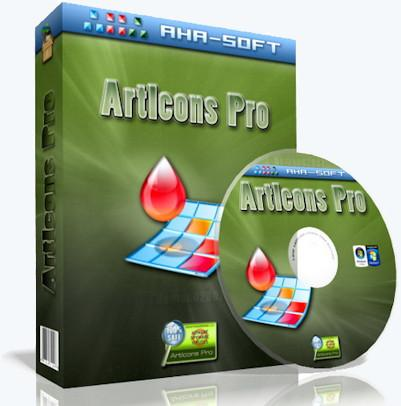ArtIcons Pro 5.46 (2015) PC | Portable by Punsh