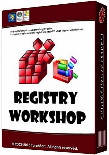 Registry Workshop 4.6.3 RePack by KpoJIuK