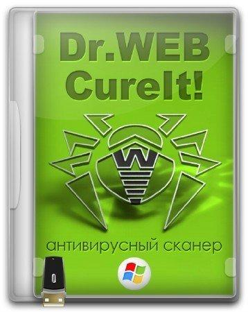 Dr.Web CureIt! 9 [20.01] (2015) PC