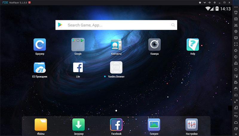 Скриншоты к Nox App Player 6.0.3.0 (2018) PC